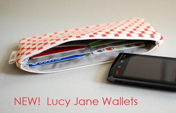 Lucy Jane Wallets