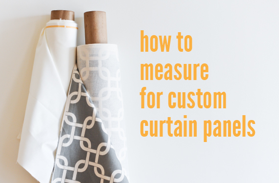 how to measure for custom panel curtains. Black Bedroom Furniture Sets. Home Design Ideas